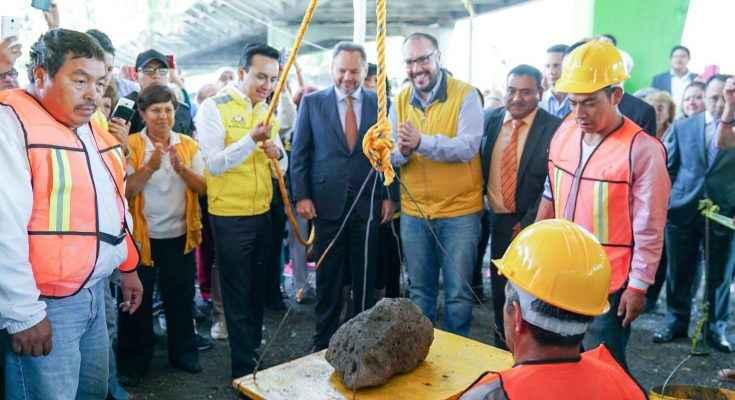 Construirán Territorial Taxqueña-Universidad