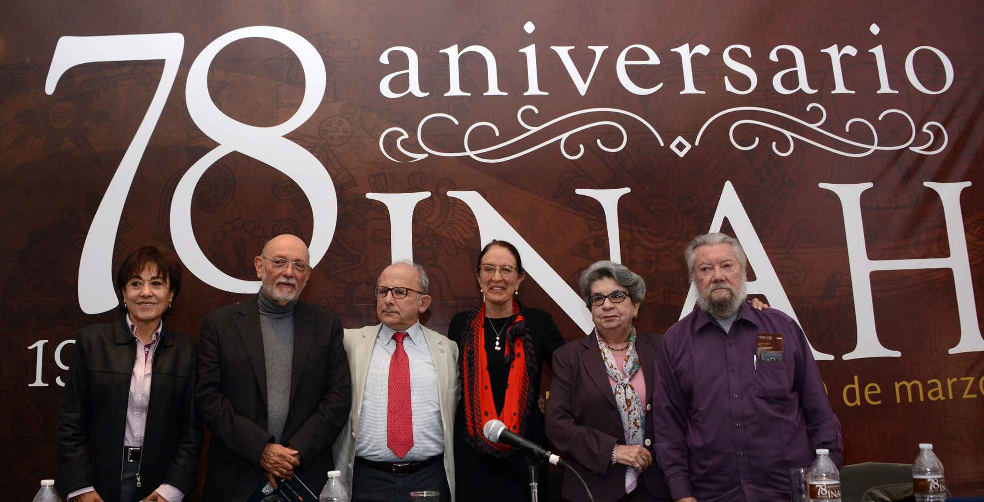 El INAH refrenda su compromiso en pro del patrimonio cultural