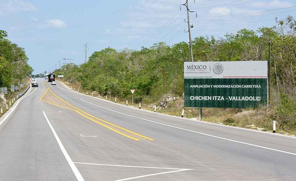 Se concluye corredor turístico en Quintana Roo