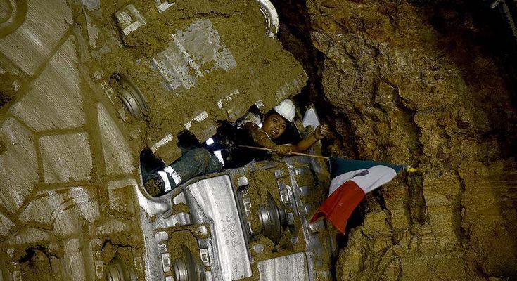 Quedó listo el túnel del Tren Interurbano México-Toluca