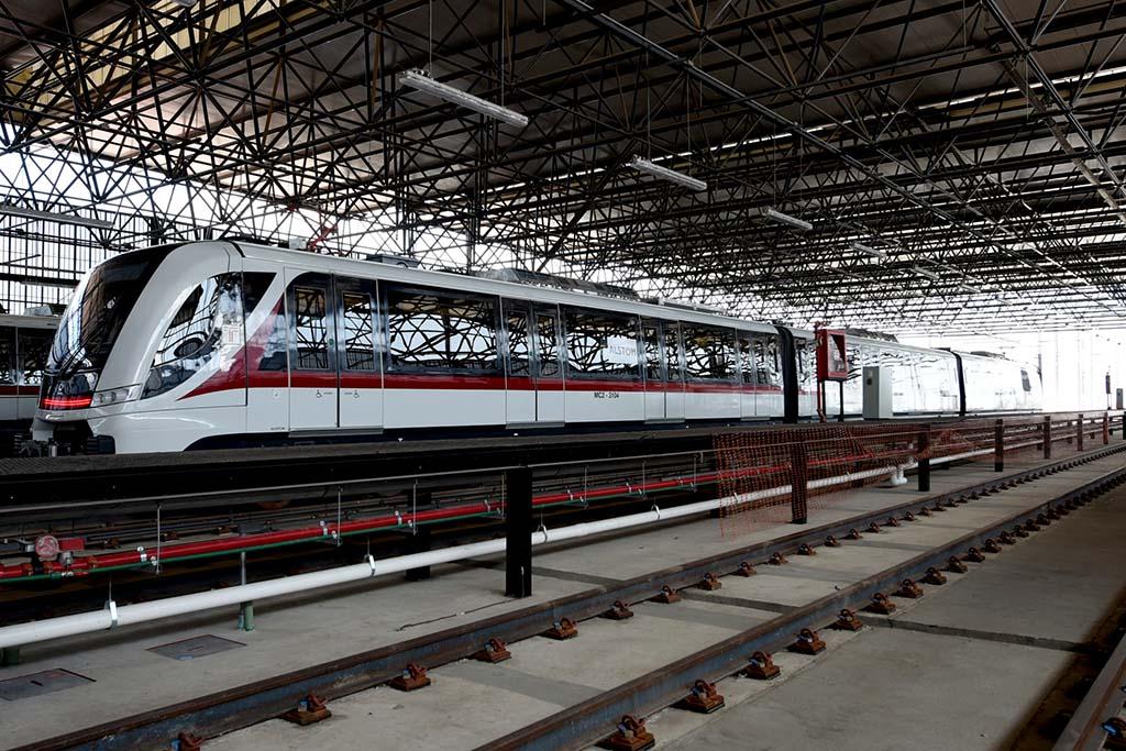 Estará a tiempo Línea 3 de Tren Ligero de Guadalajara, SCT