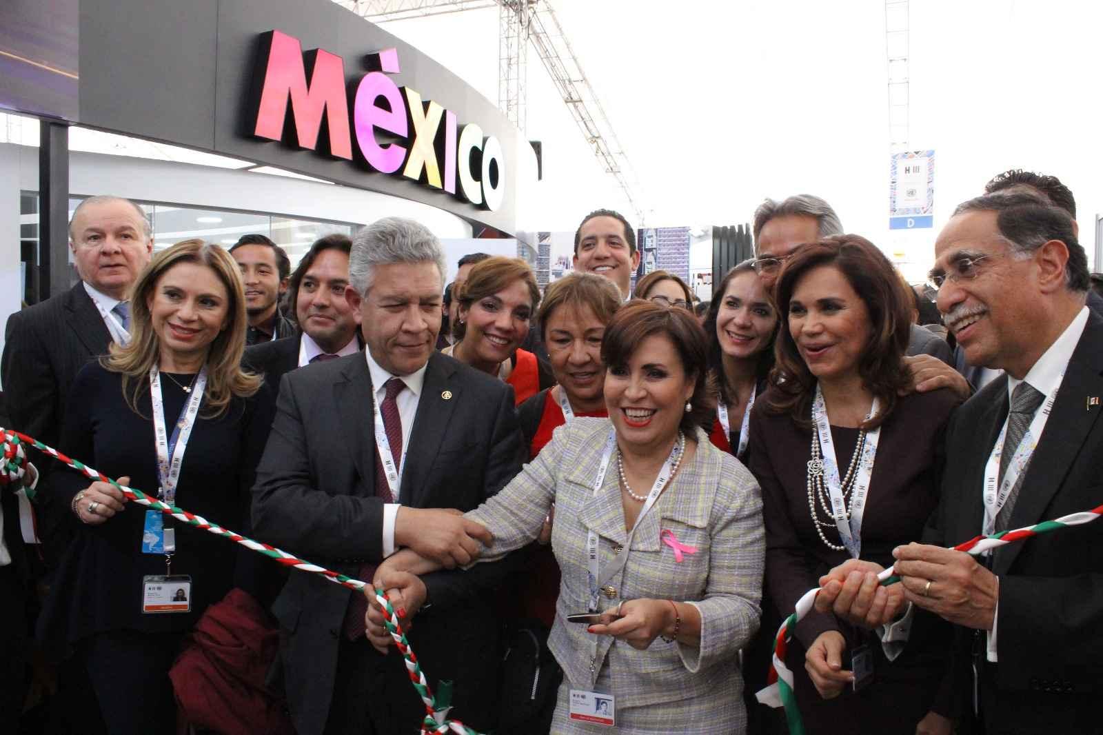 México con avances en la Nueva Agenda Urbana: Sedatu