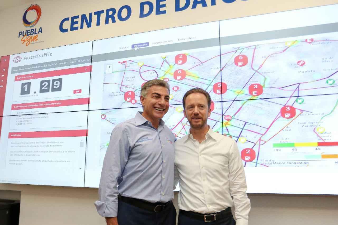 Puebla avanza en materia de movilidad y transportes