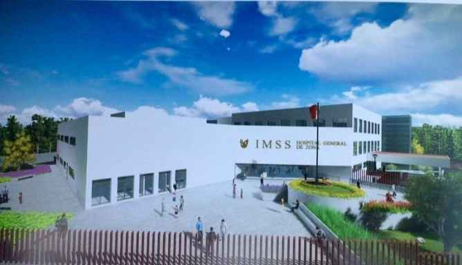 Nuevo hospital de Torreón concluirá en 18 meses: IMSS