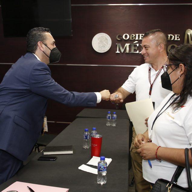 Ex policías federales aceptan solución crediticia ofrecida por el FOVISSSTE