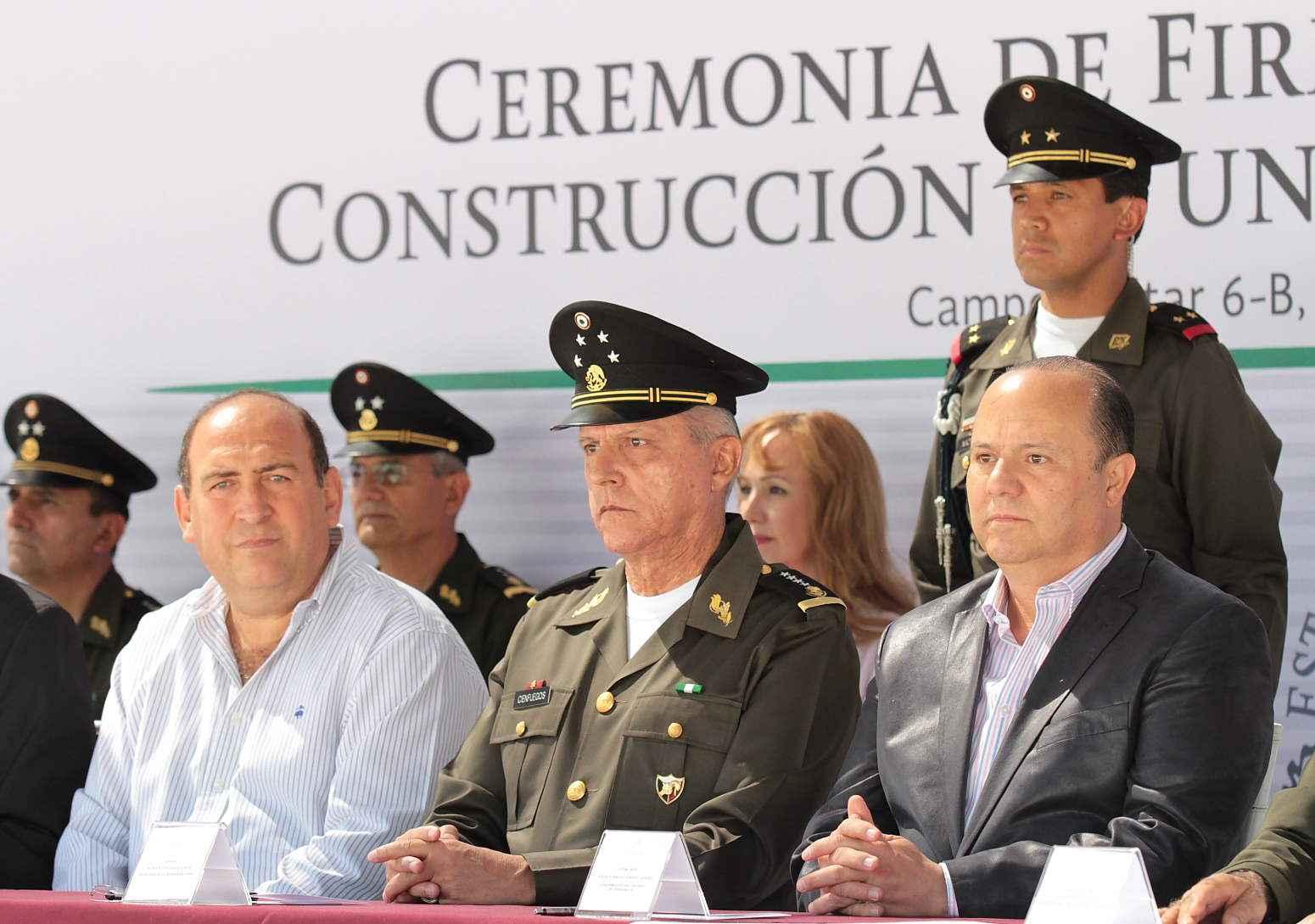 Anuncia construcción de cuartel en Coahuila para Policía Militar