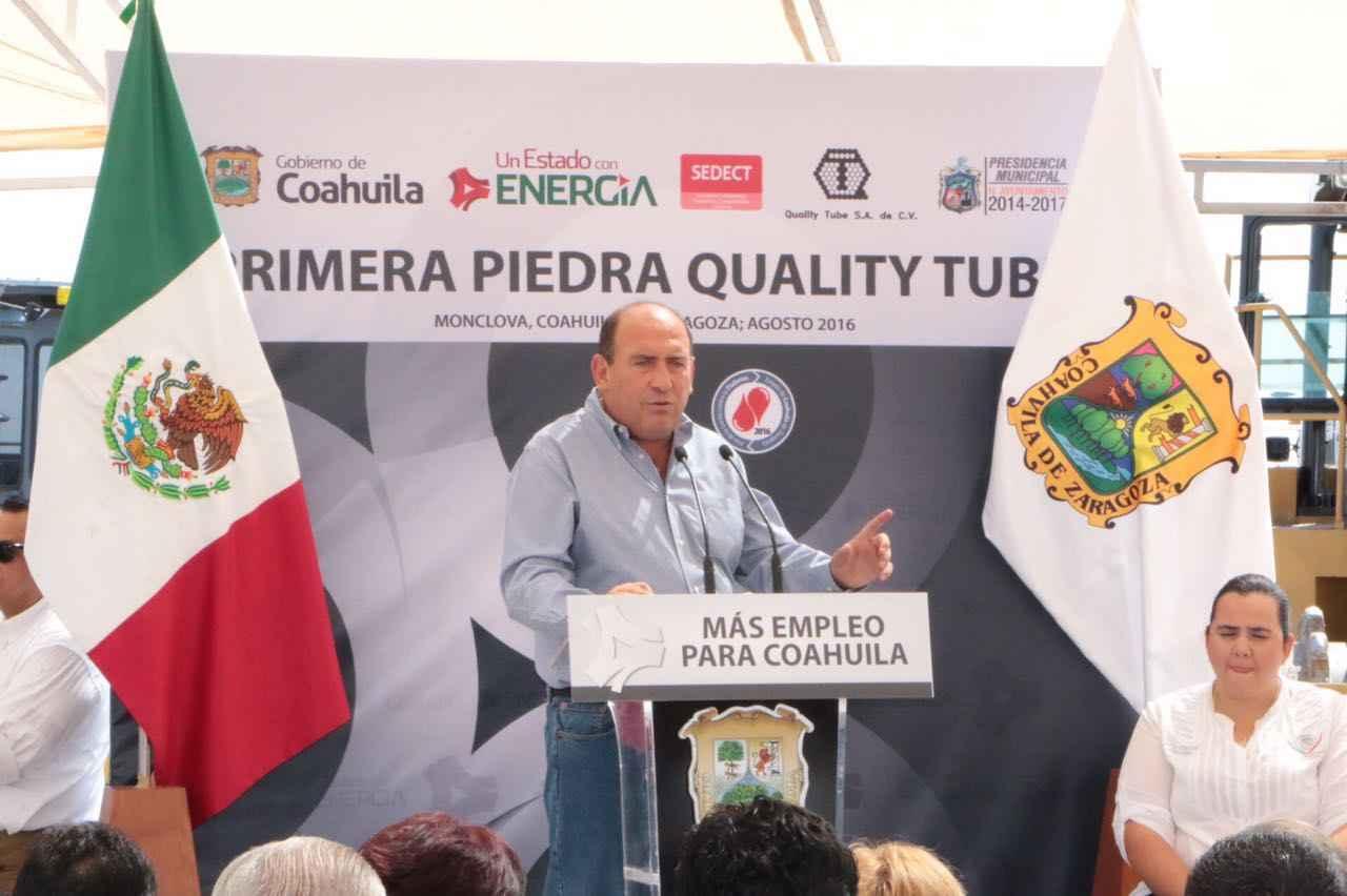 Inversión Extranjera Directa en Coahuila es la más alta en 25 años