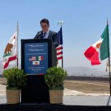 Acuerdo entre México y California para impulsar proyectos transfronterizos
