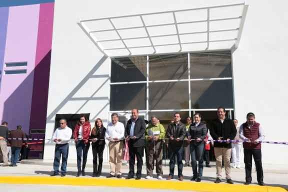 Inauguran Ciudad DIF en Coahuila