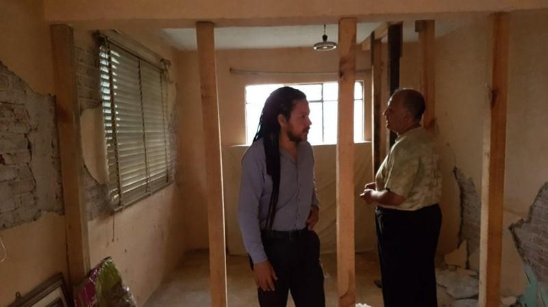 Facultad Arquitectura UAEM participará en reconstrucción