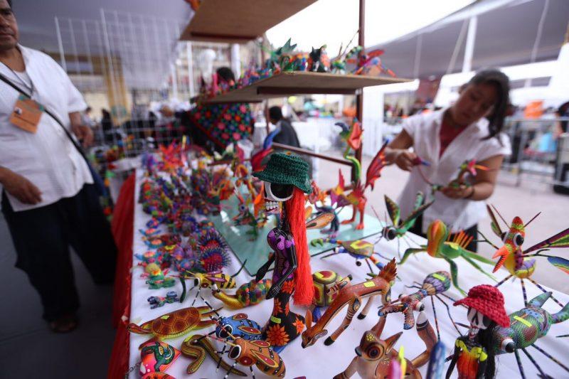 Fiesta de las Culturas Indígenas promueve pluriculturalidad en la CDMX