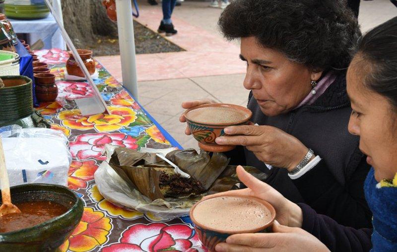 Inicia la Feria del Tamal en la CDMX