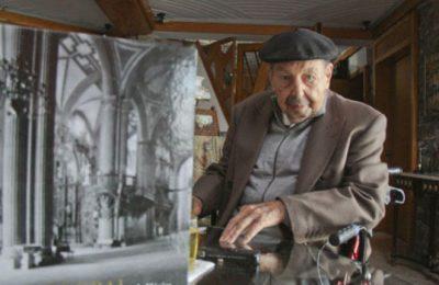 Muere el arquitecto Fernando López Carmona