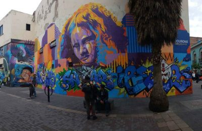 Festival de graffiti transformará las calles del Centro Histórico
