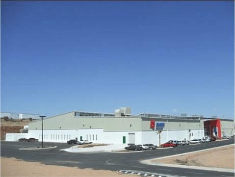 Fibra HD compró nave industrial en Nogales