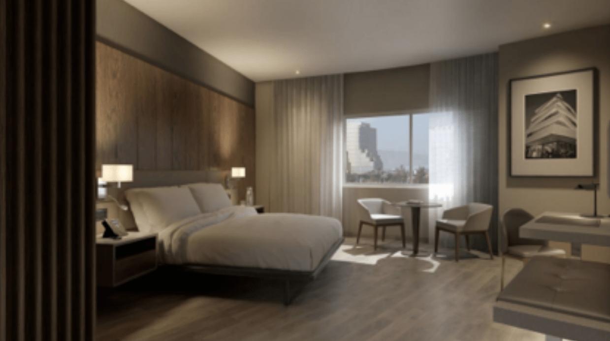 Fibra Inn cambio la marca de Hotel Arriva Express