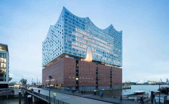 Filarmónica de Hamburgo, joya arquitectónica para los amantes de la cultura