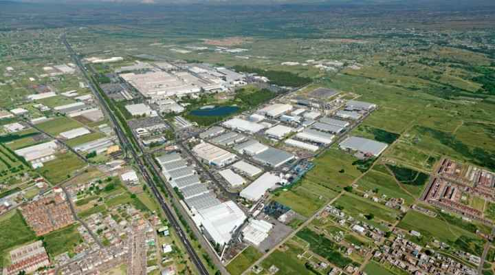 Puebla registra crecimiento en zonas industriales