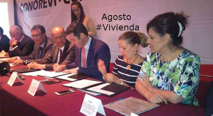 Lo Mejor del Año: Conorevi y Convives firman convenio para impulsar vivienda regional