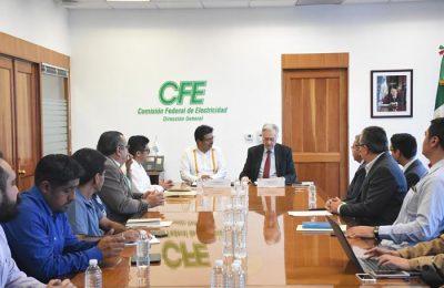 Firman CFE e INPI convenio de colaboración en comunidades indígenas