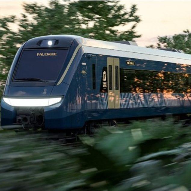 Presenta Fonatur diseño ganador de convoyes para el Tren Maya