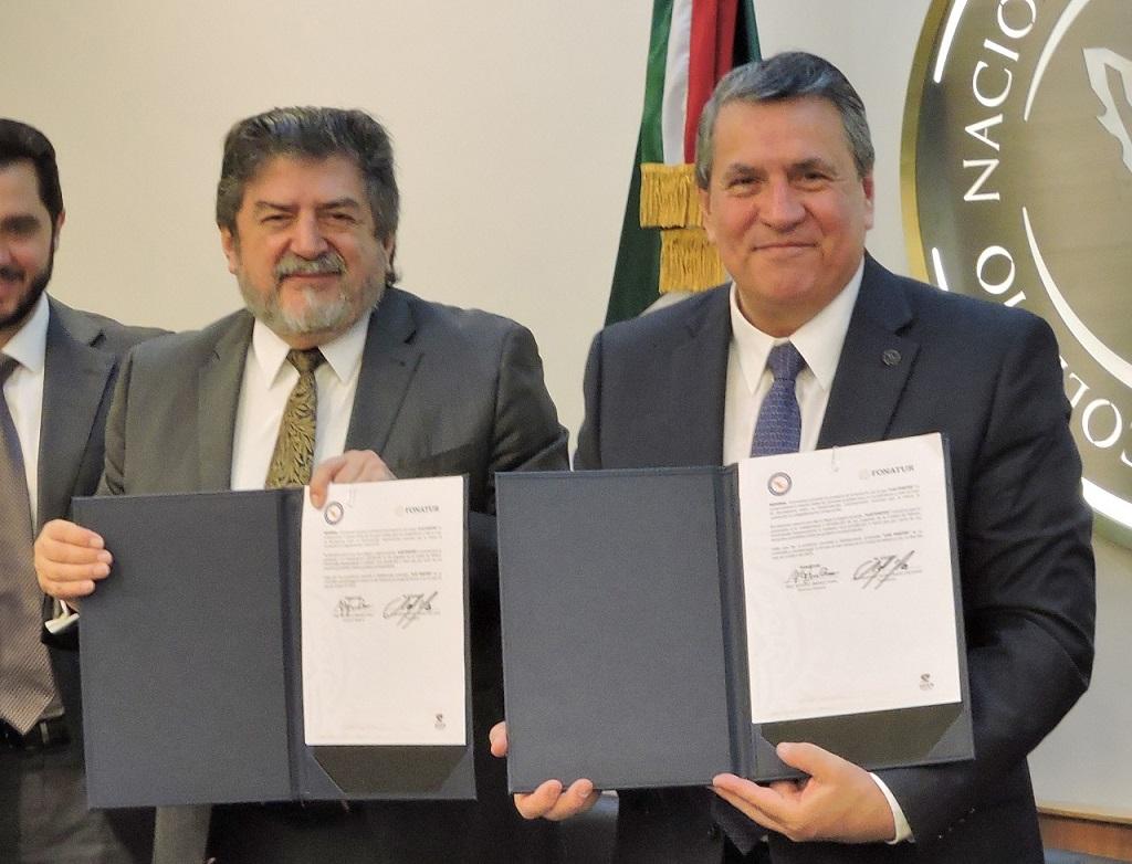 Fonatur y CNNM firman convenio para agilizar proyecto de Tren Maya