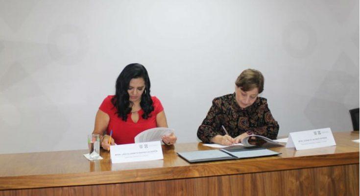 Fonhapo y Seduvi firman convenio para regularización de inmuebles