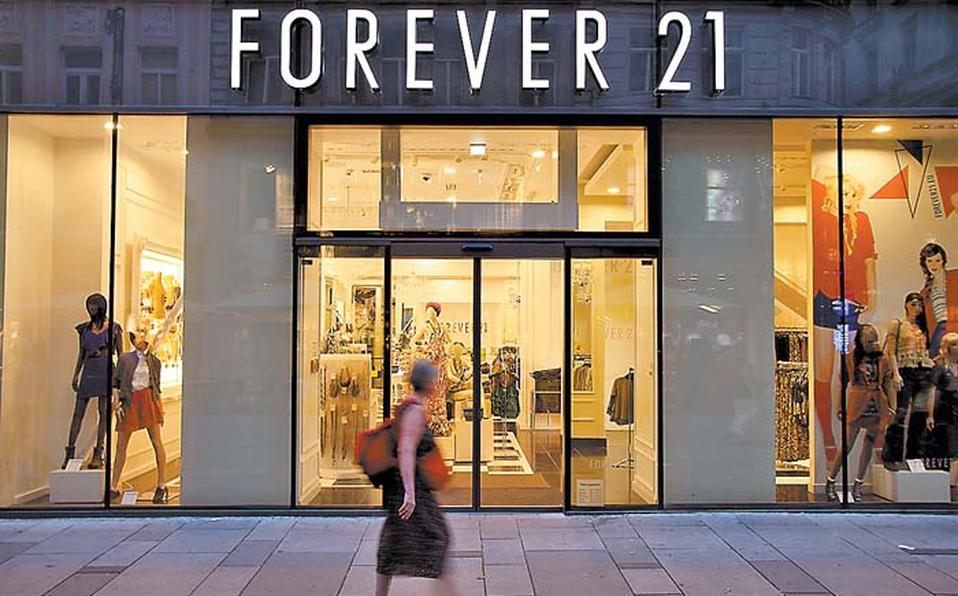 Forever 21 podría tener ya un posible comprador
