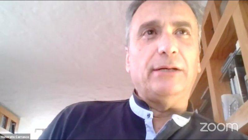 Fortaleza gremial-eje rector del CAM-SAM-Honorato Carrasco