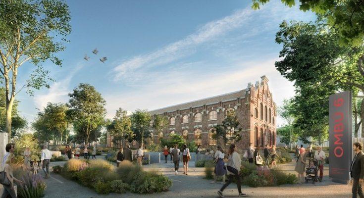 Foster + Partners transformará edificio industrial en oficinas sustentables