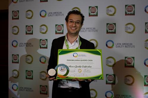 Quiero Casa es nombrada Empresa Mexicana del Año