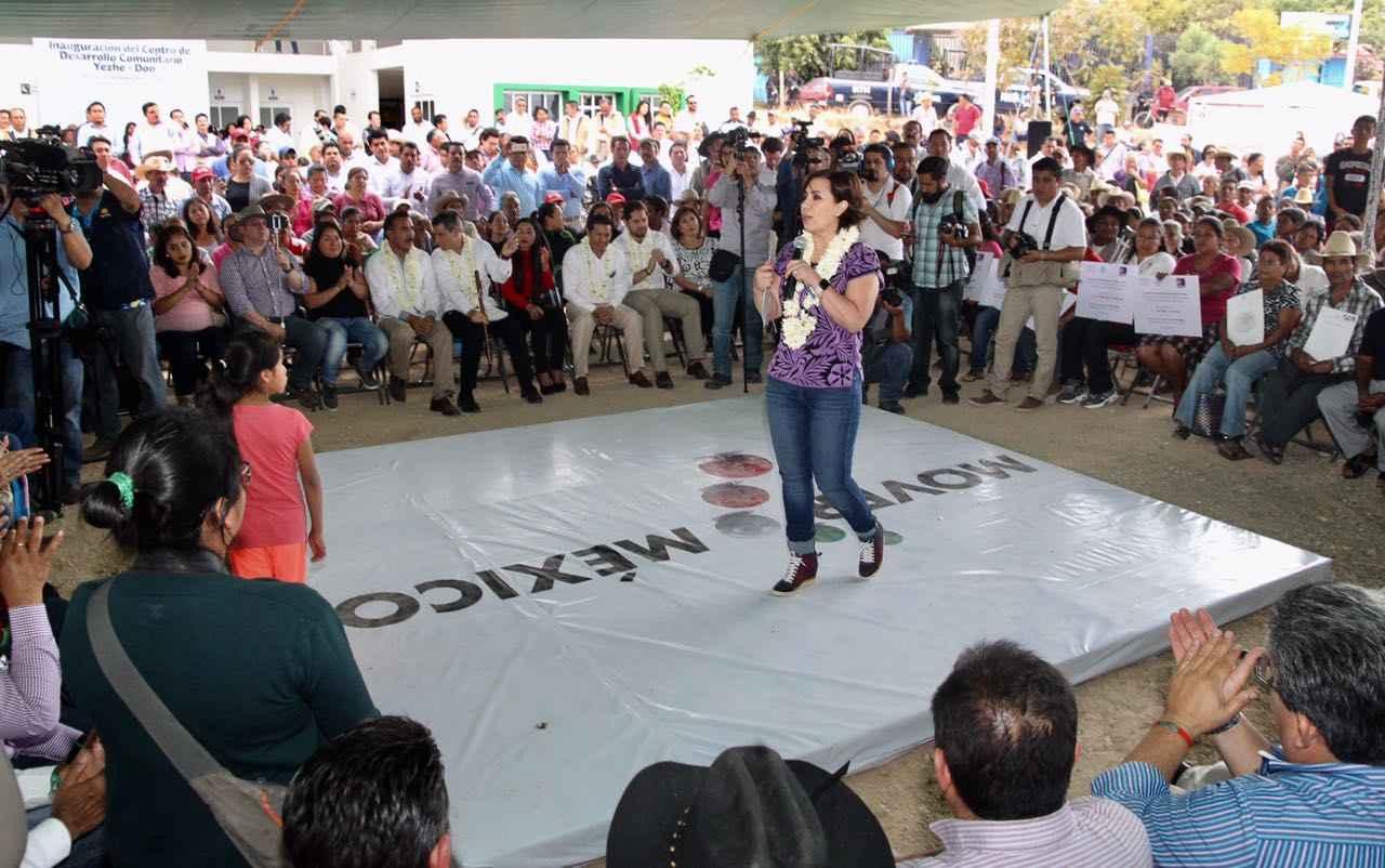 Sedatu ha entregado 5,600 cuartos extra en Oaxaca