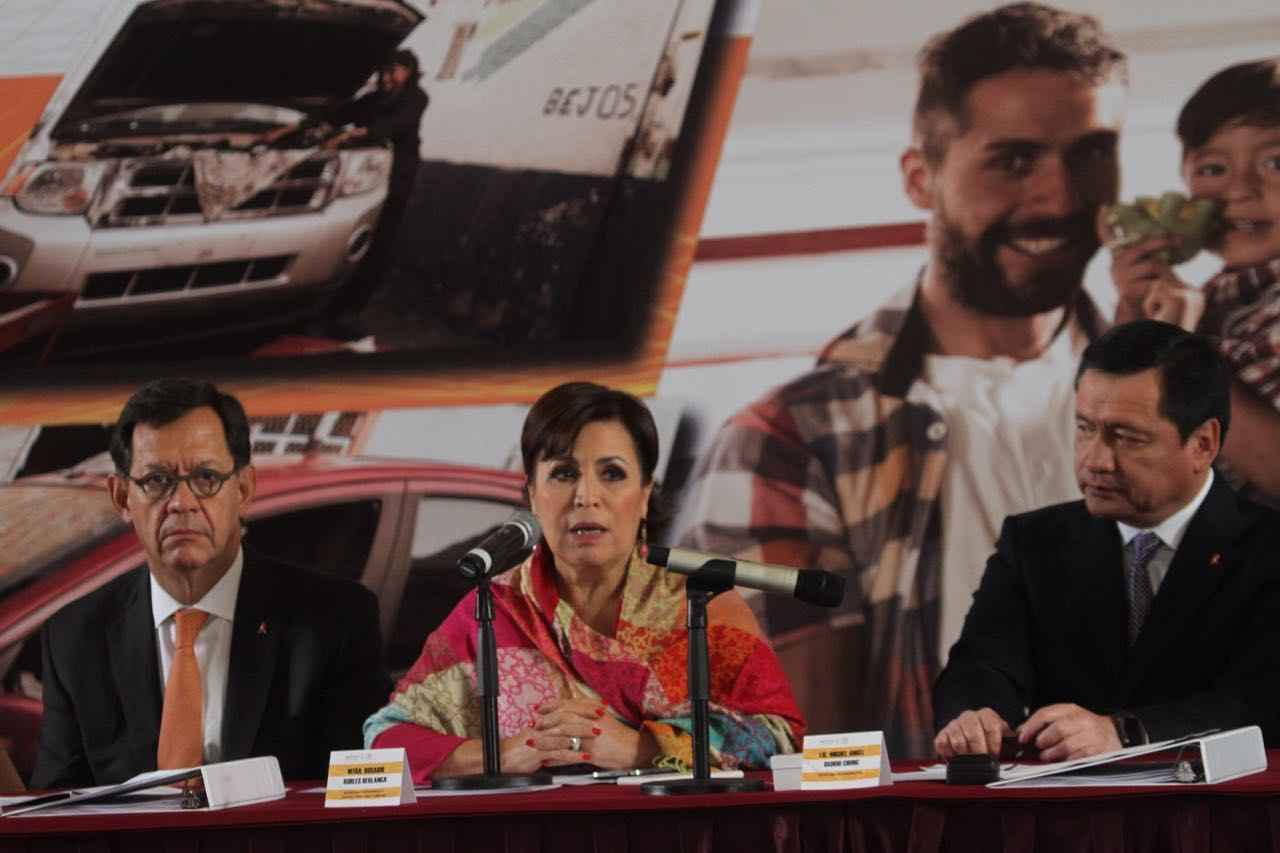 Sedatu trabaja para erradicar violencia contra las mujeres: Robles