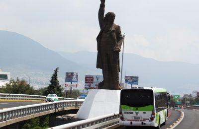 Sistema Tuzobús cumple 2 años en servicio y presenta mejoras