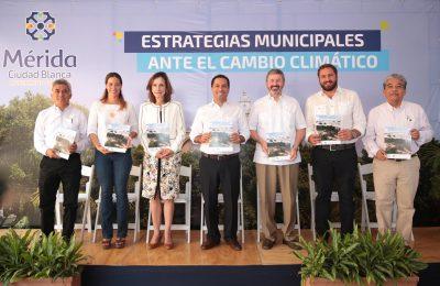 Mérida presente en Comité Ejecutivo por la Sustentabilidad