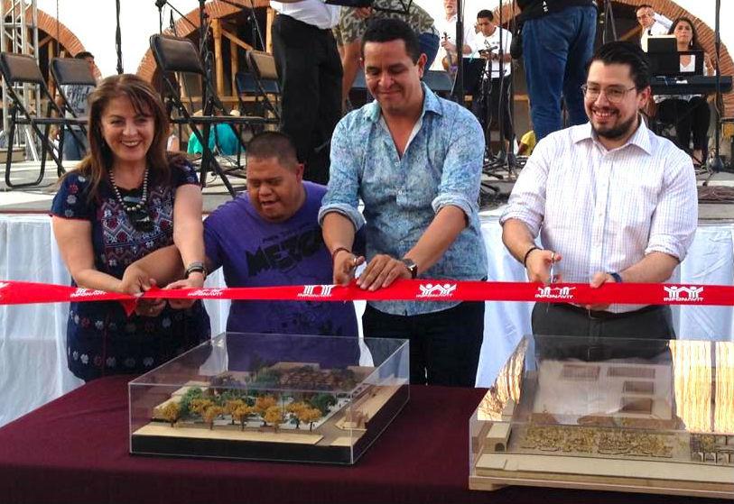 Infonavit entrega primeros espacios reconstruidos en Jojutla