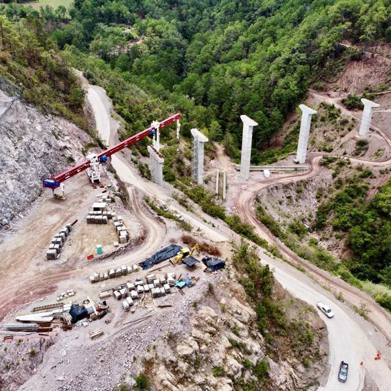 SCT ejecuta 158 obras en Oaxaca con una inversión de 4,231 mdp