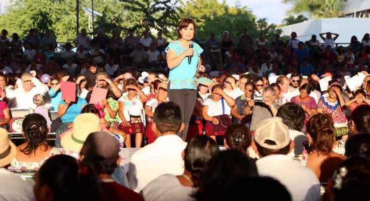 Apoyos a comunidades indígenas y población migrante, prioridad: Robles