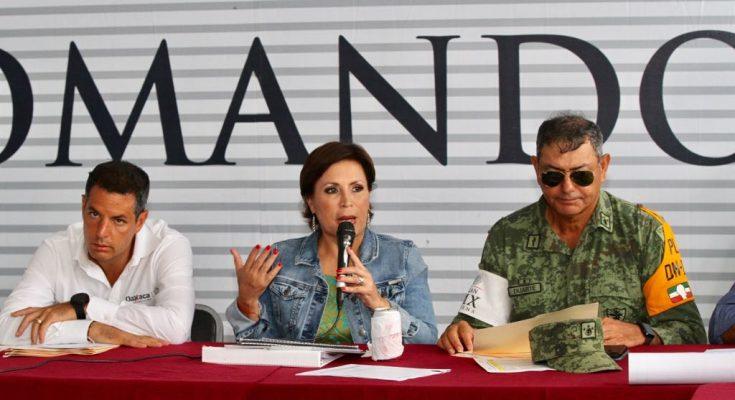 Prometen apoyo para reconstruir viviendas en Oaxaca