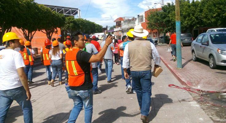 Sedatu reportó 24526 viviendas con pérdida total