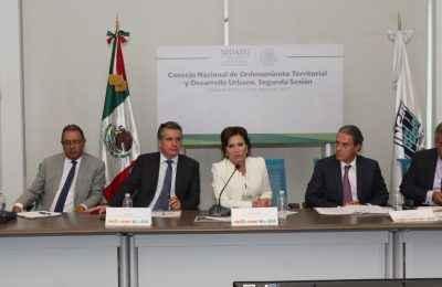 Realizan sesión del Consejo de Ordenamiento Territorial y Desarrollo Urbano