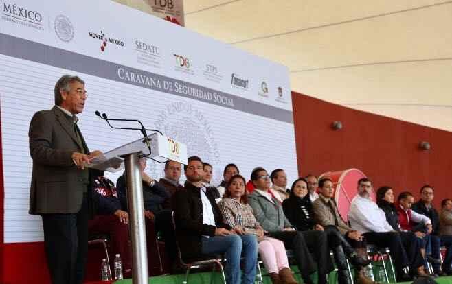 Buscará Sedatu realizar más de 70 mil acciones de vivienda en Edomex