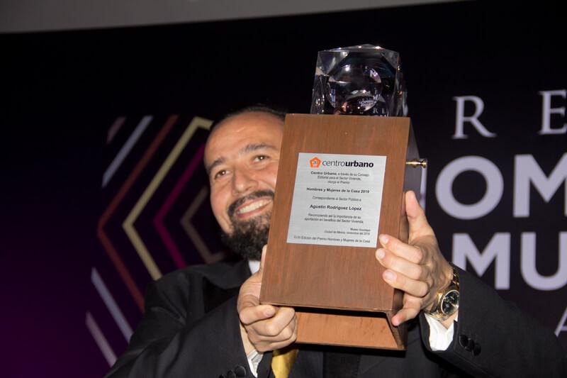 Fovissste-Agustín Rodríguez-Premio HyM 2019