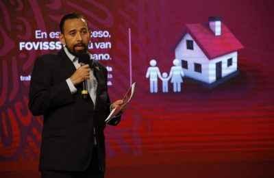 Fovissste eliminará los programas Aliados Plus y Respaldados-Agustín Rodríguez
