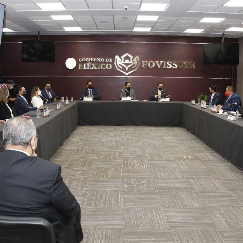 Fovissste inicia el registro de solicitudes de crédito 2022 - Agustín Rodríguez