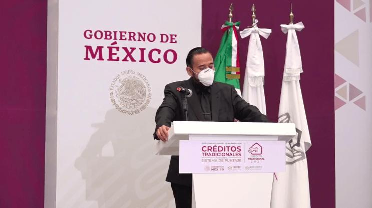 Fovissste libera los primeros 15,000 créditos del programa 2021 - Agustín Rodríguez
