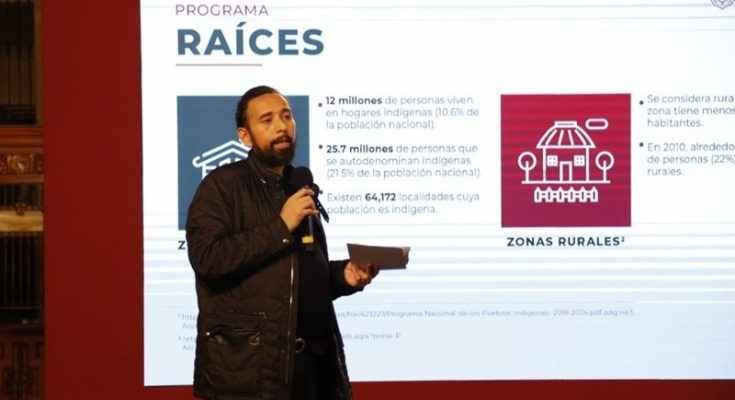 Fovissste presenta el programa de vivienda rural e indígena 'Raíces'