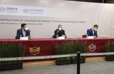 Fovissste reestructurá 76,000 créditos de UMAs a Pesos-Agustín Rodríguez