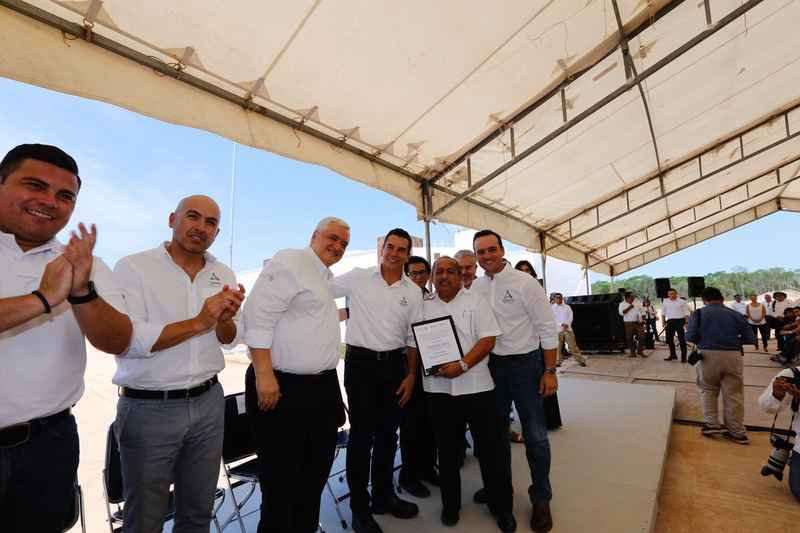 Fovissste impulsará sector vivienda en Campeche
