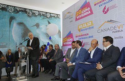 Generará Fovissste derrama de 1.5 mdp en Puebla